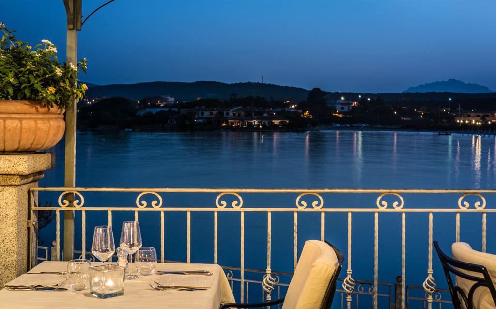 il tuo tavolo Blù Restaurant Golfo Aranci