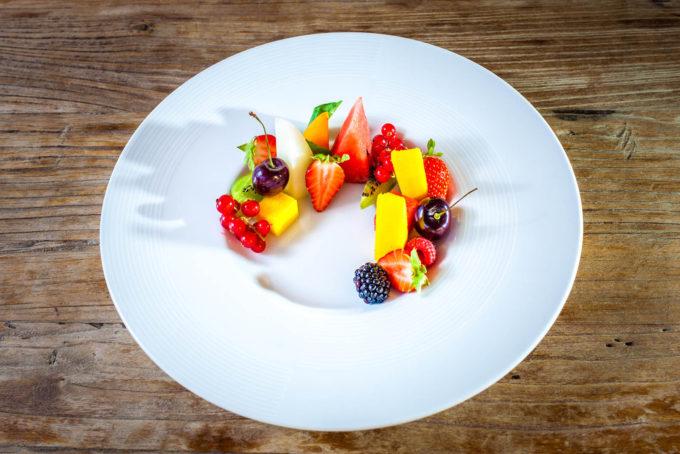 Tagliata di frutta fresca